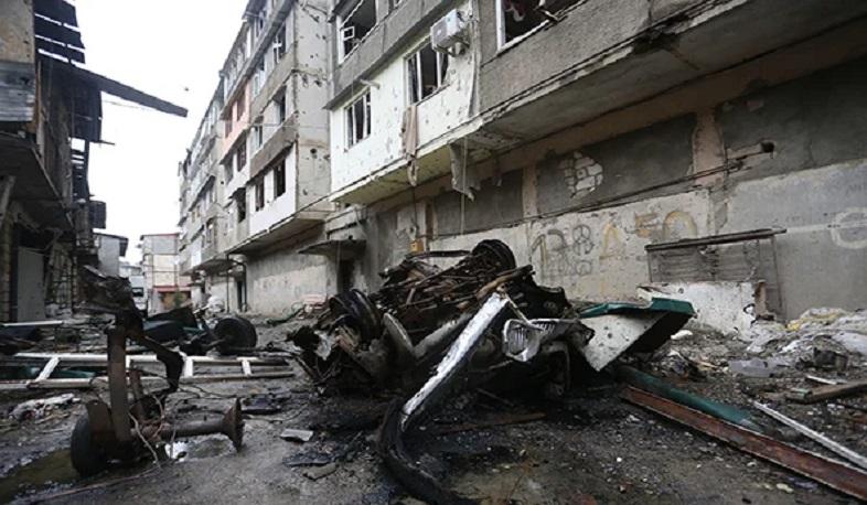 Photo of Հակառակորդի հրթիռային հարվածներից Ասկերանի Շոշ համայնքում 3 մարդ է վիրավորվել