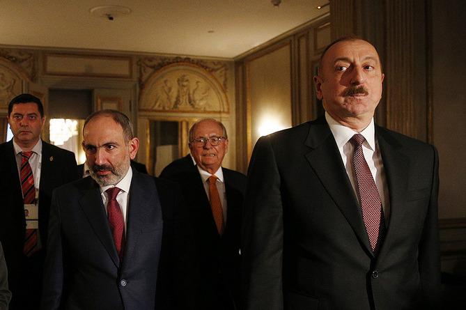 Photo of «Именно в результате этого давления сегодня Ильхам Алиев впервые заявил, что готов сесть за стол переговоров без предварительных условий».