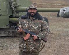 Photo of «Потеря друга превращает солдата в раненного зверя, которого невозможно остановить». Армен Ованнисян