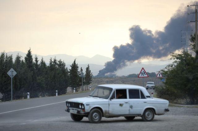 Photo of «Գյանջայի օդանավակայանը հրթիռակոծելով՝ հայերը Ալիևի վարչակարգին ծնկի իջեցրին, և դրանով ծնկի իջավ նաև Թուրքիան»