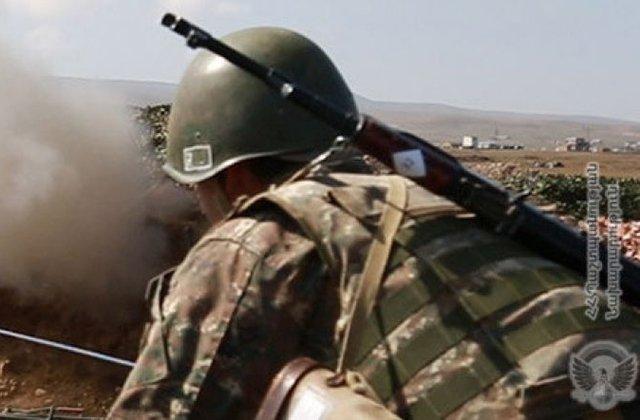 Photo of Հայ-ադրբեջանական շփման գծի ամբողջ երկայնքով շարունակվել է պահպանվել կայուն օպերատիվ իրավիճակ. ՀՀ ՊՆ
