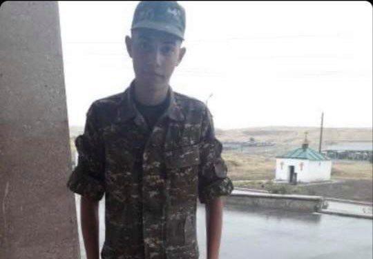 Photo of Ջրաշենցի փոքրամարմին ու ժպտերես 18-ամյա զինվորն առաջնագծում վիրավորվելուց հետո մինչև վերջ կռիվ է տվել թուրք-ադրբեջանական տականքի դեմ, ում հետ վիրավորվել է նաև հրամանատարը