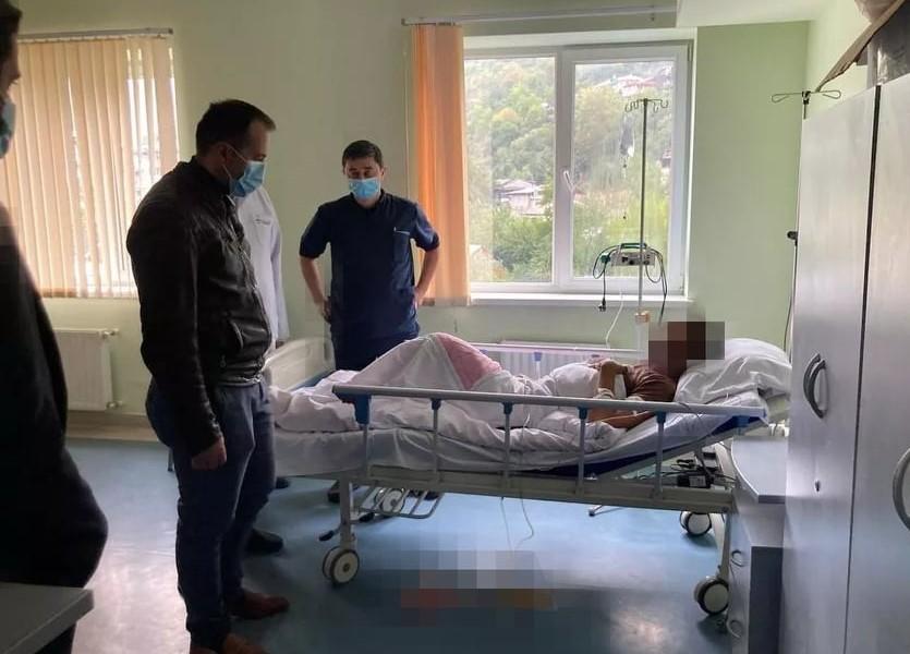 Photo of Արսեն Թորոսյանը այցելել է Ադրբեջանի ագրեսիվ գործողությունների արդյունքում տուժածներին