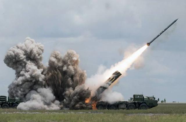 Photo of «Սմերչ» համազարկային կրակի ռեակտիվ համակարգով հրետակոծվում է Շուշին, կա զոհ եւ վիրավորներ