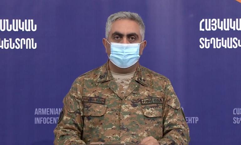 Photo of На северном направлении были ожесточенные бои: Азербайджана не добился значительного успеха