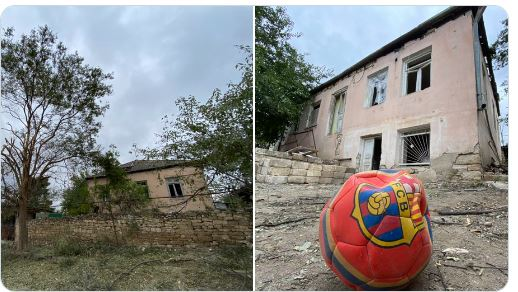 Photo of Իսպանացի լրագրողին Մարտունիում հաջողվել է փրկվել Բարսելոնայի ակումբի նշանով գնդակի շնորհիվ
