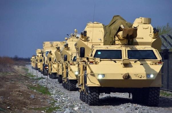 Photo of Призыв NESEHNUTI и других чешских организаций о немедленном прекращении экспорта оружия из Чехии в Турцию