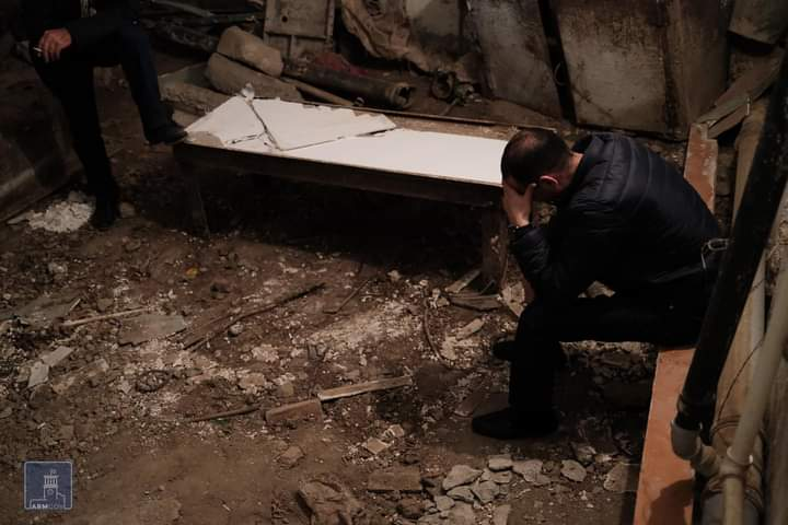 Photo of 4 վիրավոր, 1 զոհ. նախնական տվյալներ Ստեփանակերտից