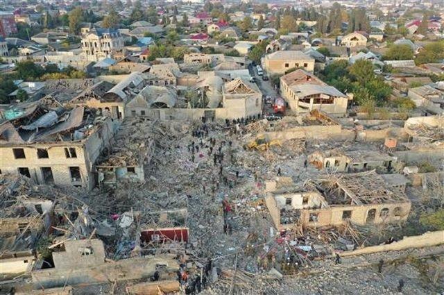 Photo of Ադրբեջանական կեղծիքը Գյանջայի մասին