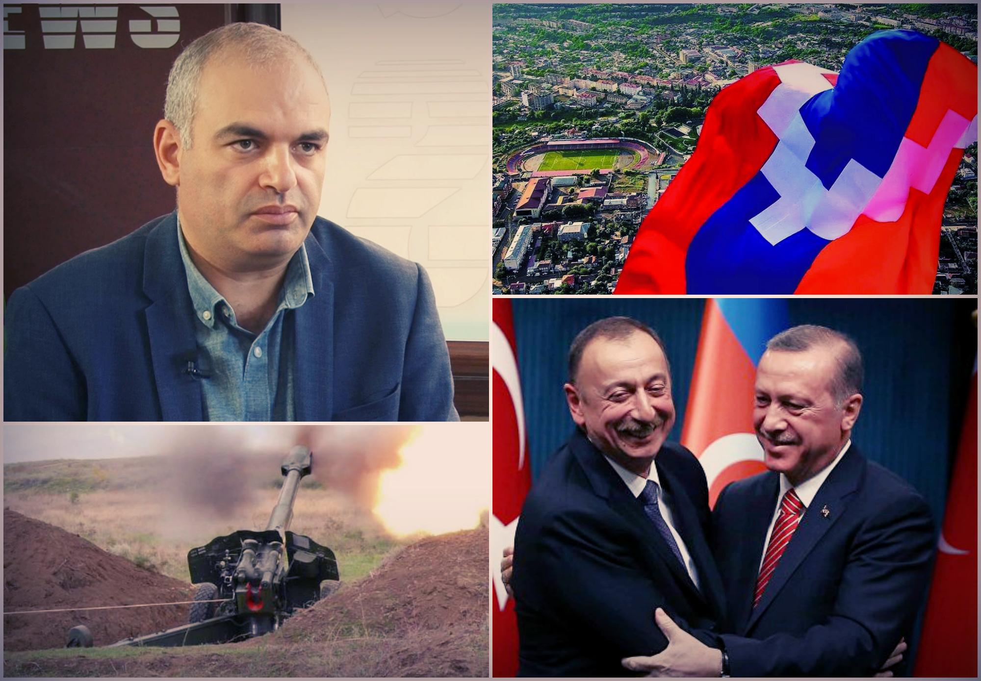 Photo of «Алиев пошел во банк. К посланию Араика Арутюняна я отношусь очень спокойно». Доктор исторических наук Айк Демоян