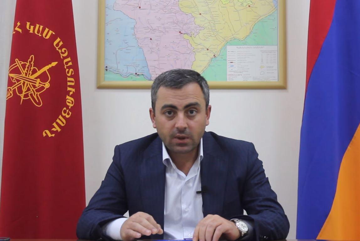 Photo of В этой войне мы заплатили высокую и дорогую цену, мы должны победить», представитель Верховного органа АРФД Ишхан Сагателян