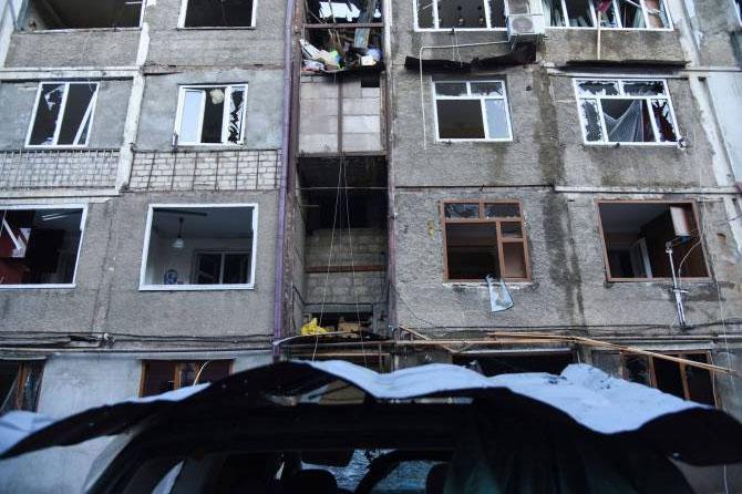 Photo of Азербайджан снова обстреливает Степанакерт