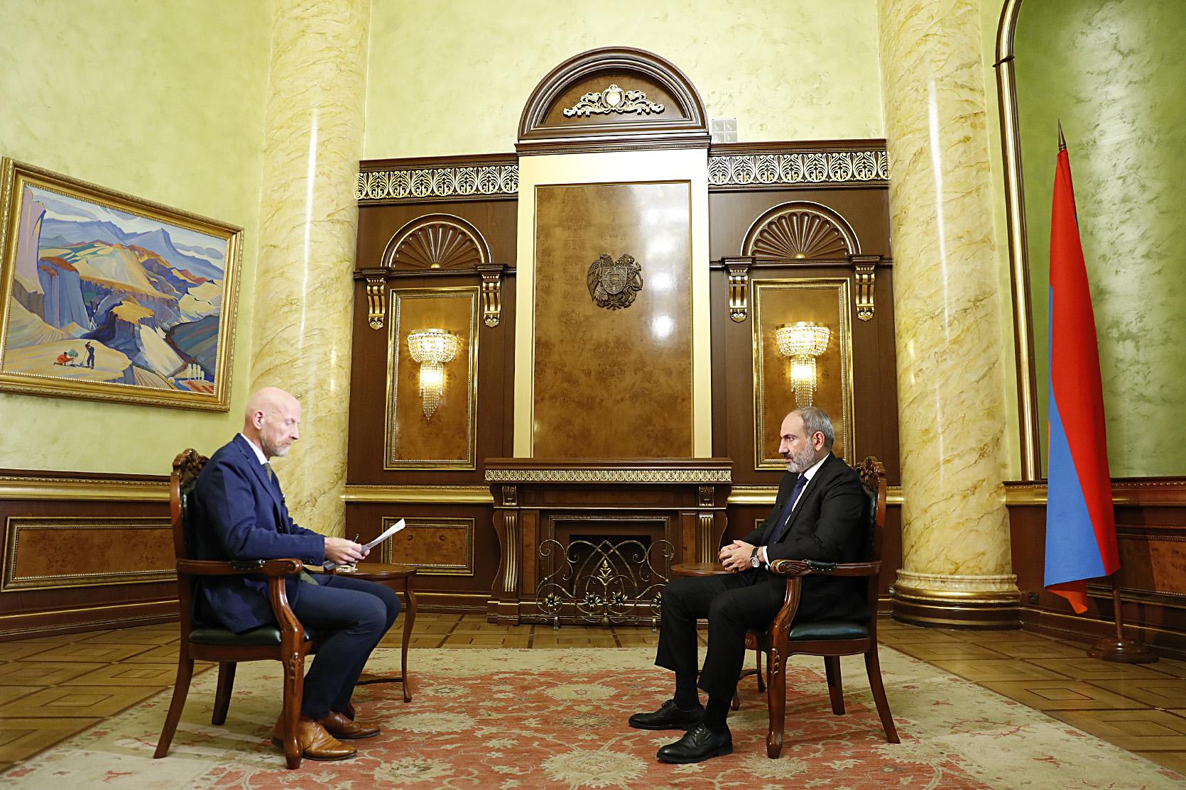 Photo of ԼՂ խնդիրը չունի այլ լուծում, քան խաղաղ լուծումը և ագրեսիային դիմակայելը դե ֆակտո կապացուցի դա. վարչապետի հարցազրույցը՝ «Ալ Ջազիրա»-ին