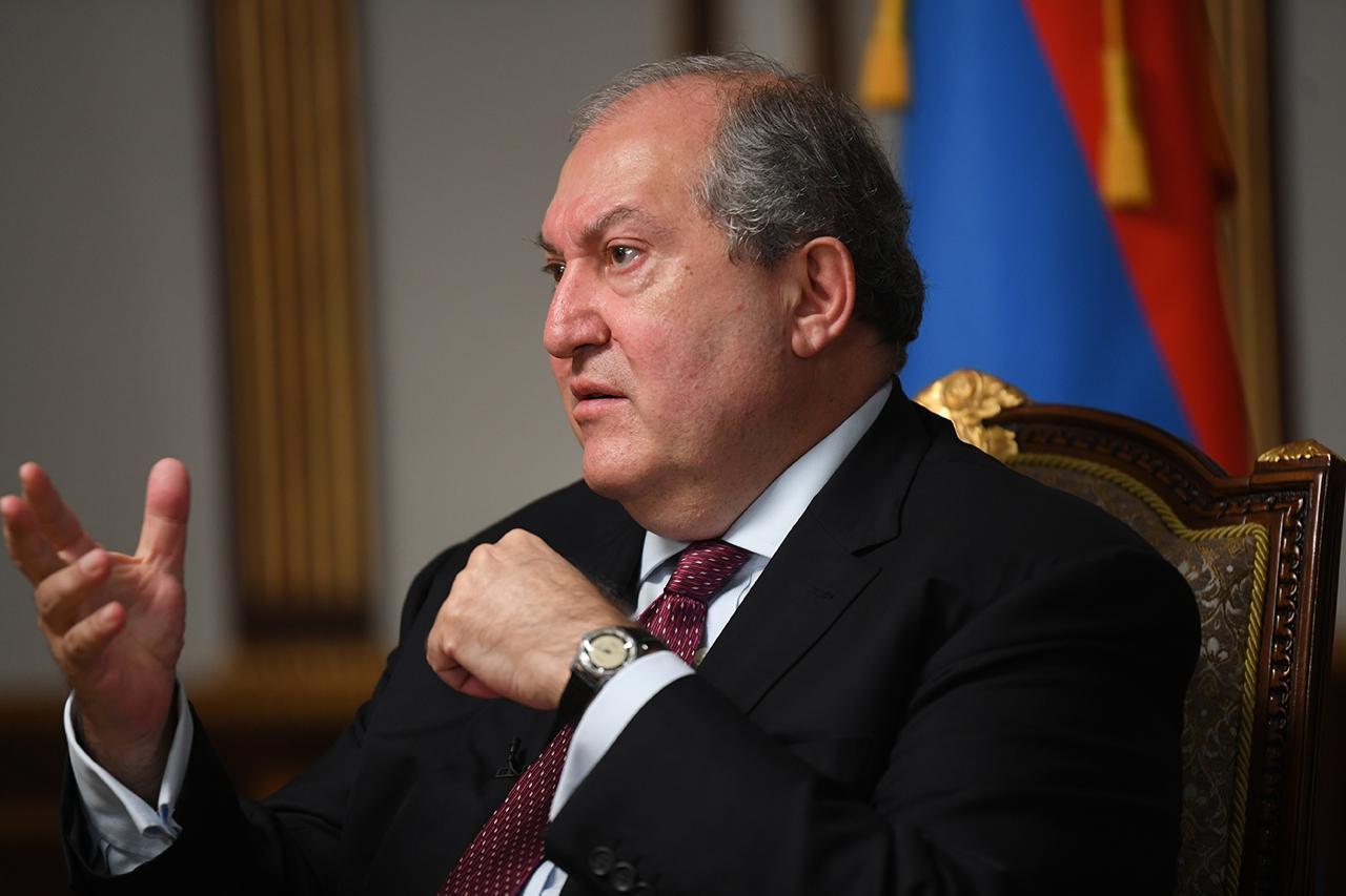 Photo of Արմեն Սարգսյանը ստացել է Օնիկ Գասպարյանին ազատելու Փաշինյանի առաջարկը, որը դեռ չի ստորագրել