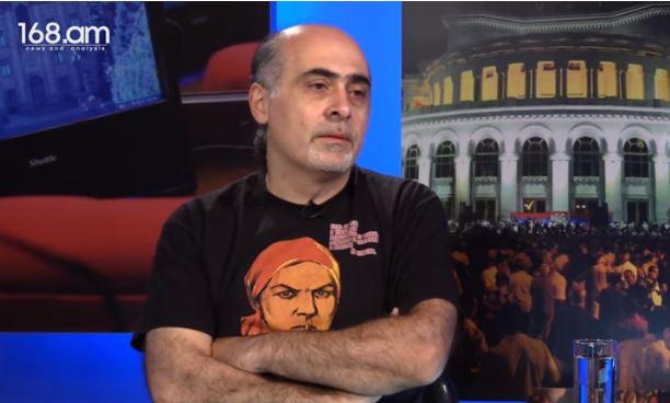 Photo of «100%-ով համոզված եմ, որ Հայաստանի տարածքը գաղտնալսում և տվյալներն Ադրբեջանին փոխանցում են Թուրքիայից». Սամվել Մարտիրոսյան. 168.am