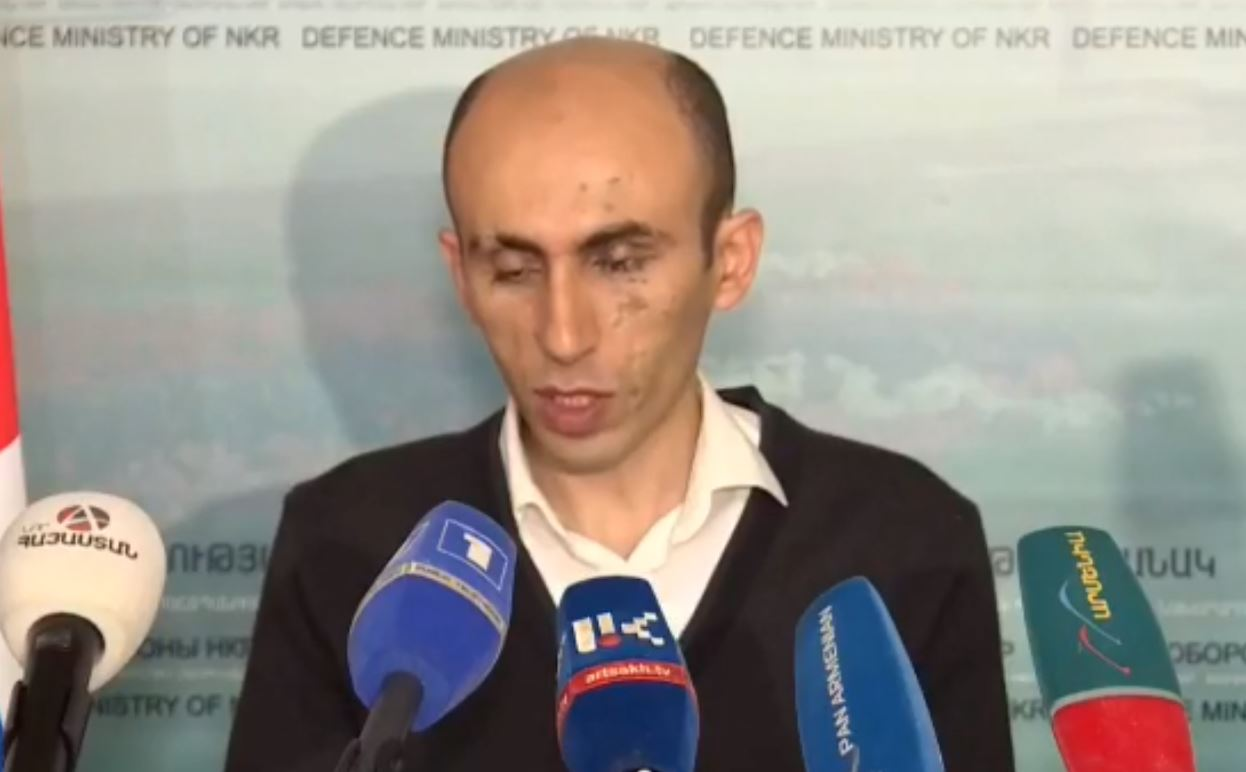 Photo of Առնվազն 4 զինվոր ռազմագերի է եղել նախքան սպանվելը. Արցախի ՄԻՊ