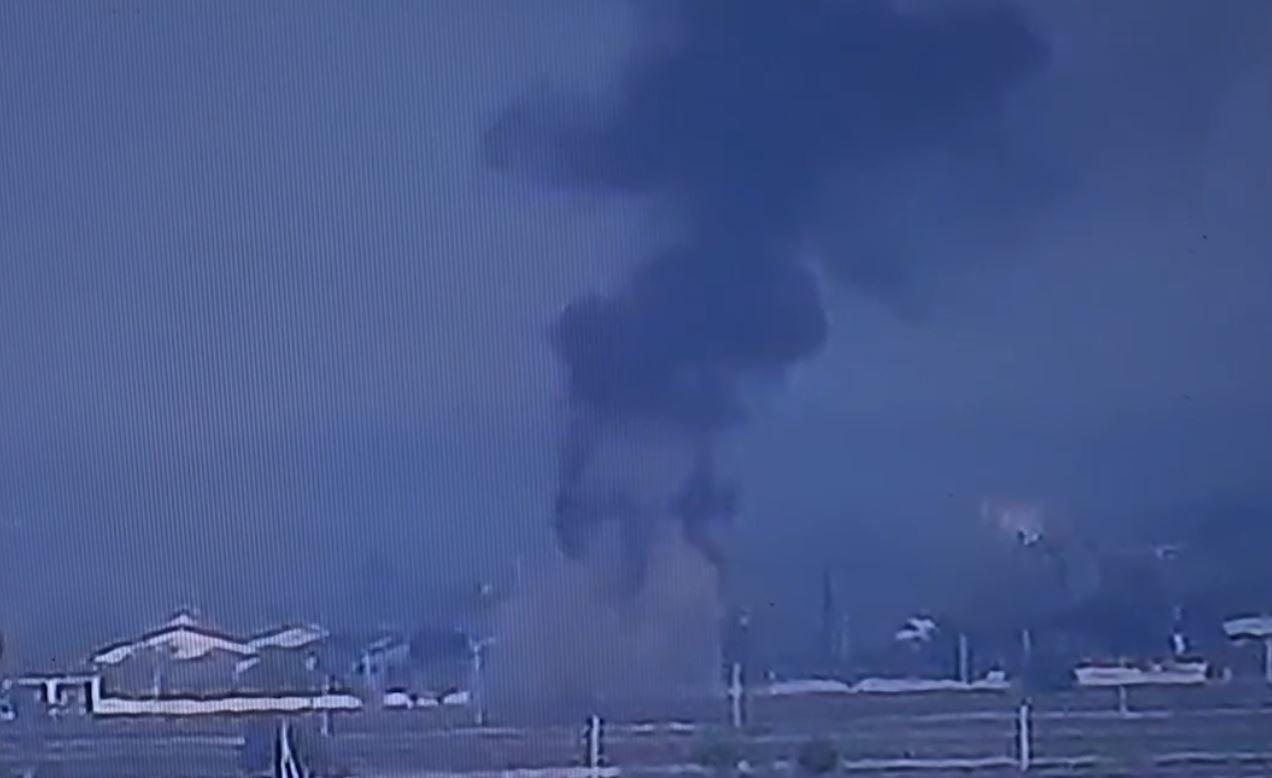 Photo of Թշնամական ռազմական ենթակառուցվածքների ոչնչացումը