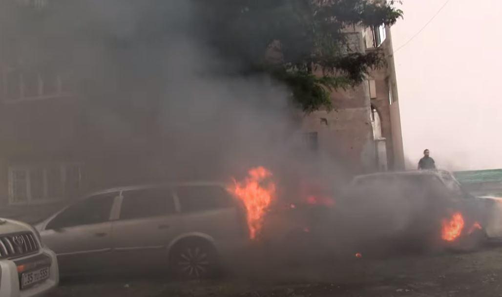 Photo of Ստեփանակերտի հրետակոծումը. հակառակորդը կրակում է  մարդասիրական իրավունքով արգելված զինատեսակներով