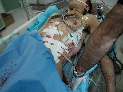 Photo of «Ռմբակոծության տակ աշխատող բուժաշխատողներ». Աննա Նաղդալյանը լուսանկարներ է հրապարակել