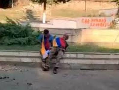 Photo of Ադրբեջանի ԶՈՒ-ն սպանել է ՀՀ դրոշով փաթաթված անպաշտպան հայ գերիներին. Արցախի ՔԿ-ում քրգործը վարույթ է ընդունվել