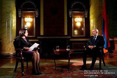 Photo of «Լեռնային Ղարաբաղի կարգավիճակի ճանաչումը, այո՛, կարող է դառնալ այս իրավիճակից ելք». վարչապետը՝ գերմանական «ZDF»-ին