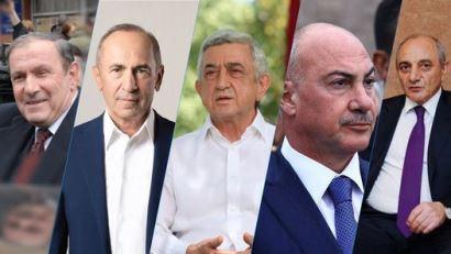Photo of Кочарян: Опыт и знания президентов важны и в переговорном процессе, и в обеспечении побед