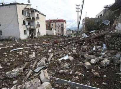 Photo of Հոկտեմբերի 24-ի լույս 25-ի գիշերվա ընթացքում Ադրբեջանը շարունակել է հրետակոծել հայկական բնակավայրերը. Արցախի ԱԻՆ