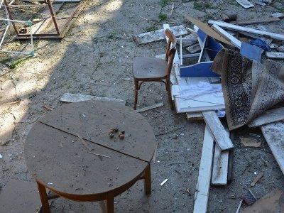 Photo of Հակառակորդը կեսօրին հրետանի է կիրառել Բերձոր քաղաքի վրա. կան բազմաթիվ ավերածություններ. Արցախի ԱԻՊԾ