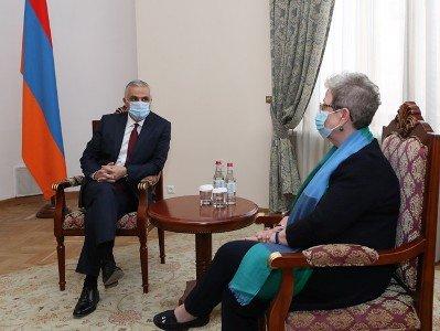 Photo of Вице-премьер: Гуманитарная катастрофа будет предотвращена только при надлежащей реакции на действия Баку и Анкары