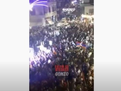 Տեսանյութ.Wargonzo․ Սիրիայում տեղի է ունեցել Արցախի աջակցության մեծածավալ ակցիա