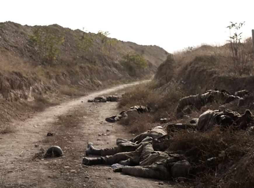 Photo of Азербайджану плевать на собственные потери. На разных участках линии фронта уже гниют тысячи трупов