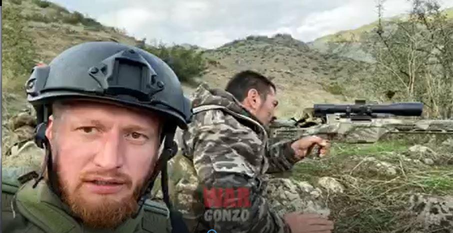 Photo of Видео с президентом Арцаха на передовой. Работа снайперов. Последние новости об обстановке