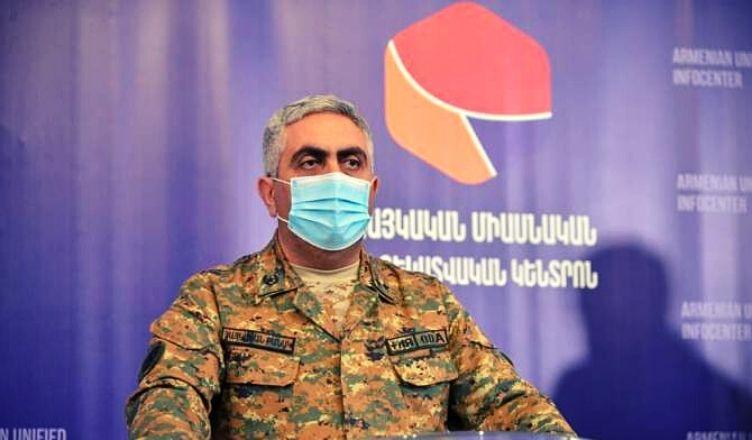 Photo of «Гадрут находится под полным контролем наших вооруженных сил, боевые действия  продолжались на южном направлении»