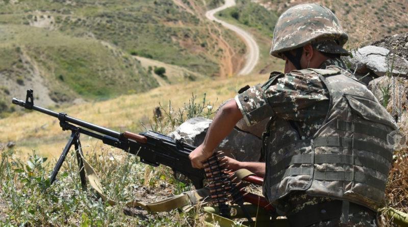 Photo of ՀՀ ԶՈՒ և Արցախի պաշտպանության բանակի ստորաբաժանումները պատրաստ են պահպանել հումանիտար հրադադարի պայմանները