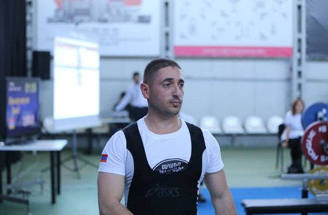 Photo of Հերոսաբար զոհվել է Հայաստանի ուժային եռամարտի հավաքականի անդամ Թաթուլ Հարությունյանը
