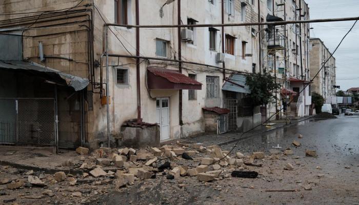 Photo of Ստեփանակերտում իրավիճակը հանգիստ է, հարակից տարածքներից լսվում են պայթյունի ձայներ