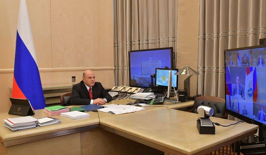 Photo of Միշուստինը խոսել է Ադրբեջանի վարչապետի հետ