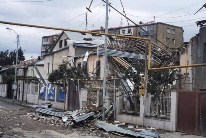 Photo of Ադրբեջանական հրթիռակոծության հետևանքով Ավետարանոց գյուղում զոհվել է 1 և վիրավորվել 2 քաղաքացիական անձ