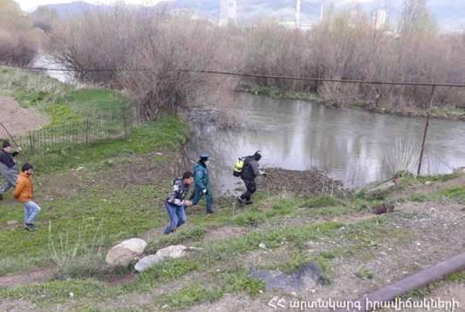 Photo of Փրկարարները Հրազդան գետում հայտնաբերել են քաղաքացու, դուրս բերել նրան գետից և մոտեցրել շտապօգնության ավտոմեքենային