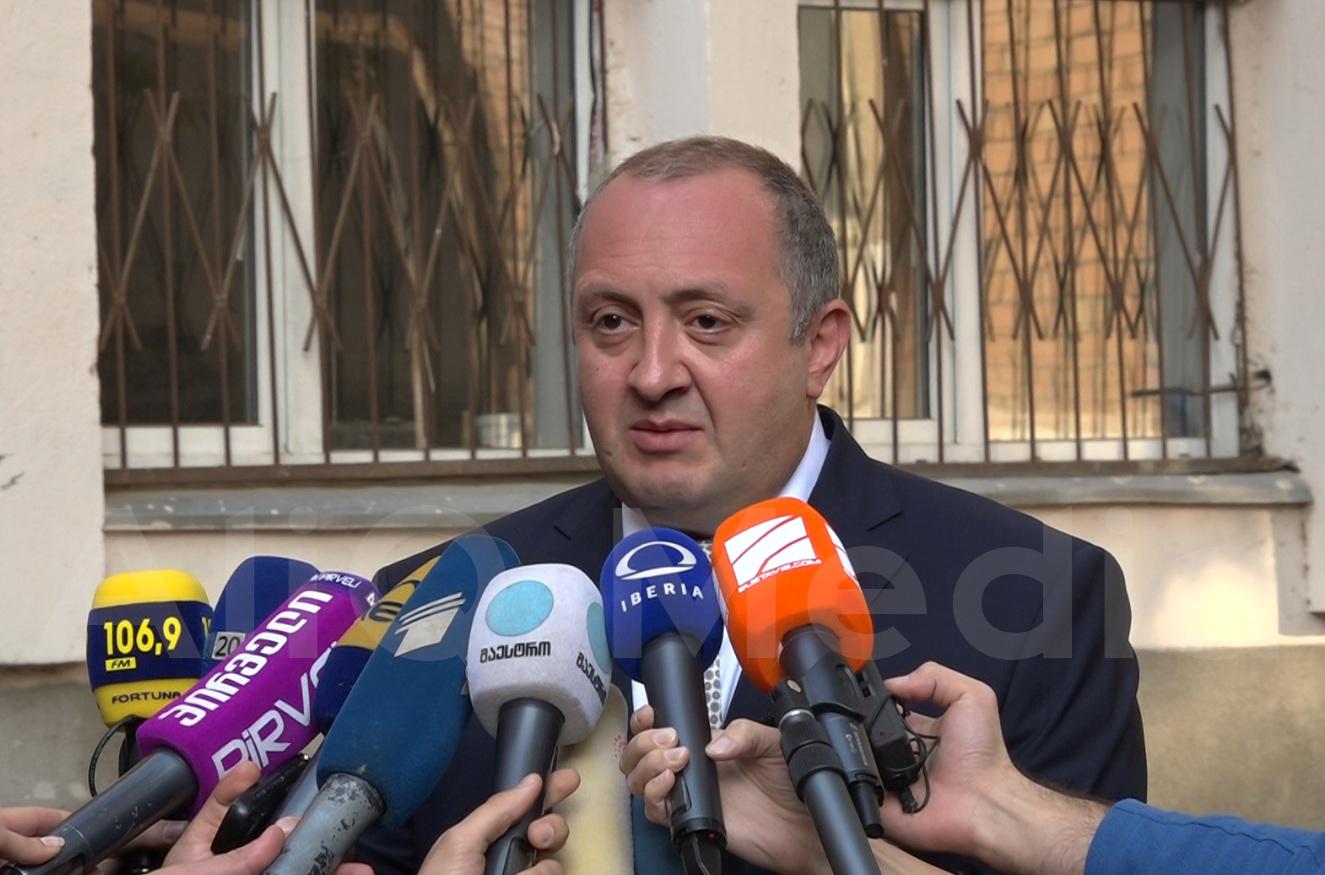 Photo of Անիրատեսական է. Մարգվելաշվիլին` Թբիլիսիում հայ-ադրբեջանական բանակցությունների հնարավորության մասին