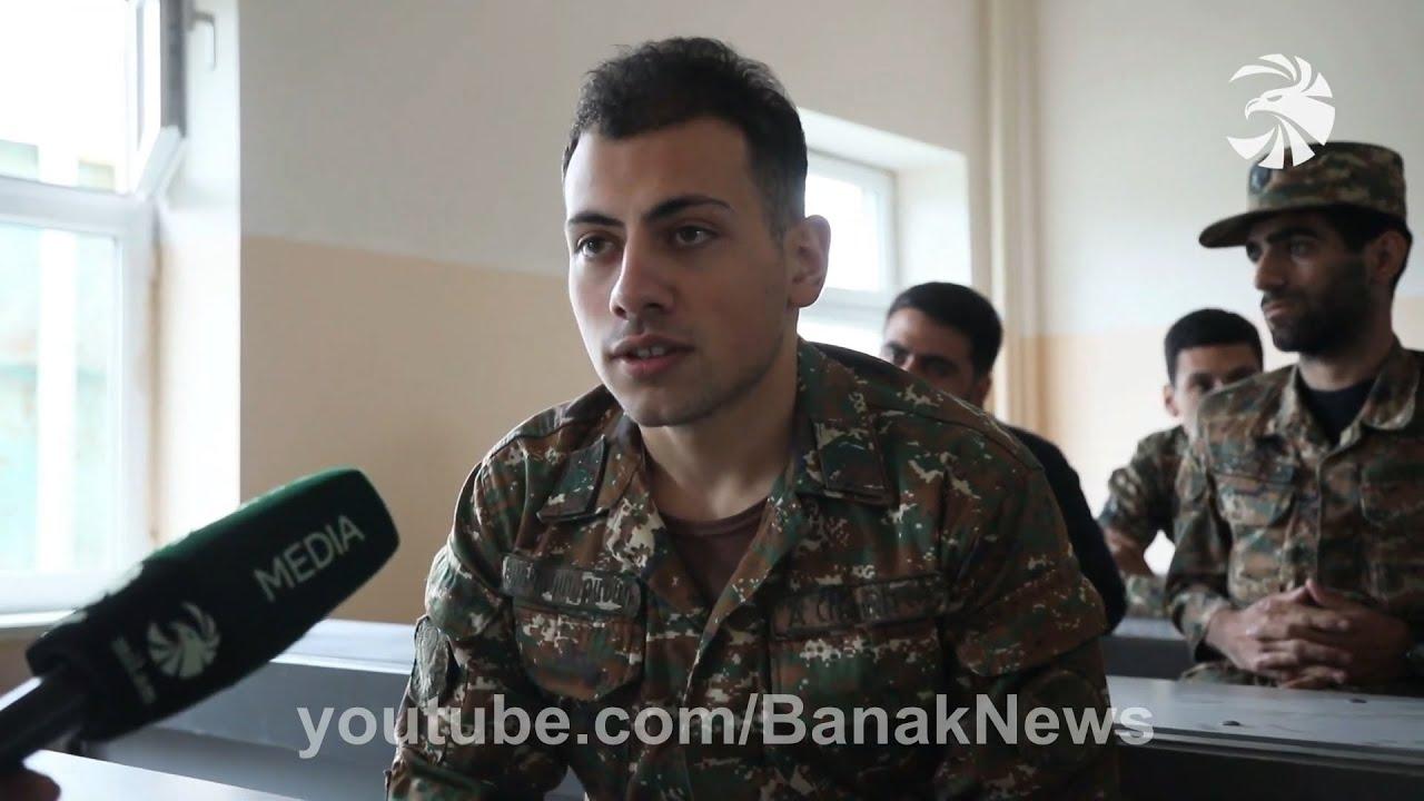 Photo of Մեր Աշոտը որպես կամավոր կանգնած է հայրենիքի պաշտպանության դիրքերում