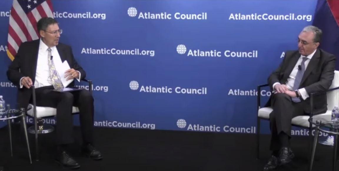 Photo of Զոհրաբ Մնացականյանը հյուրընկալվել է «Ատլանտյան խորհրդի» կողմից կազմակերպված վեբինարին