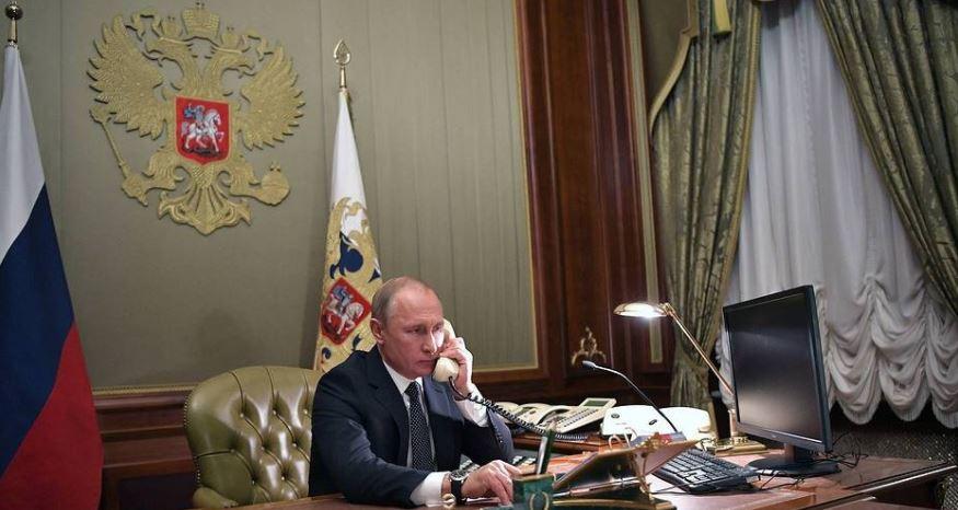 Photo of Путин обсудил с Эрдоганом развитие событий в зоне нагорнокарабахского конфликта