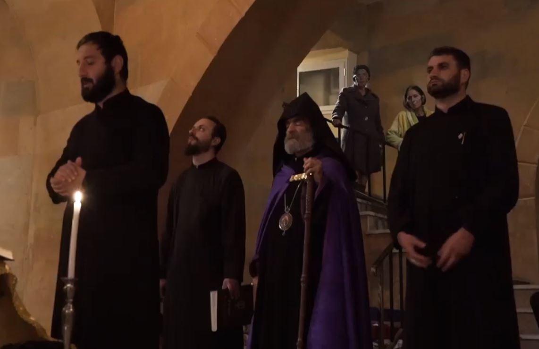 Photo of Մեր զինվորներն ու սպաներն իրոք մեծ հերոսներ են. Պարգեւ սրբազան
