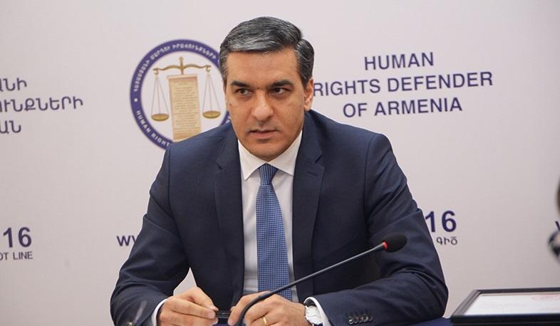 Photo of Омбудсмен Армении: Компетентные госорганы должны опубликовать число армянских пленных