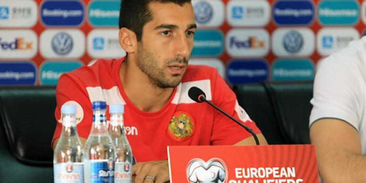 Photo of Мхитарян завтра вечером прибудет в Армению, чтобы присоединиться к сборной