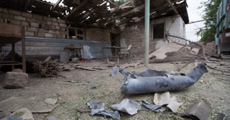 Photo of Մարտակերտ քաղաքին հրթիռահրետանային հարվածներ հասցնելուց բացի, այդ ուղղությամբ թշնամին կիրառել է նաև ռազմական ավիացիա
