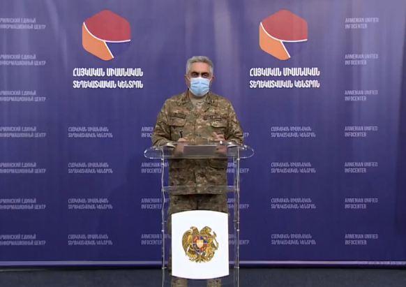 Photo of Արծրուն Հովհաննիսյանը՝ շփման գծում առկա իրավիճակի մասին. ՈՒՂԻՂ