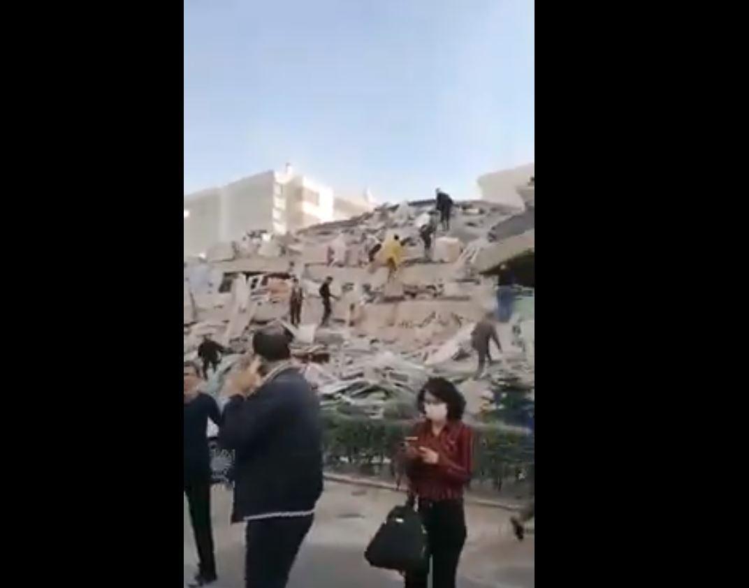 Photo of Թուրքիայում այսօր գրանցվել է 6,6 մագնիտուտով երկրաշարժ