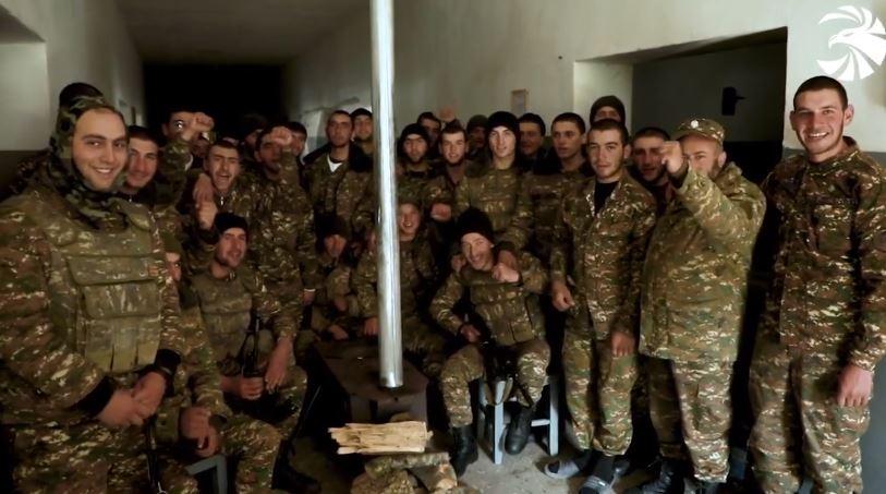 Photo of Защитники армянских гор
